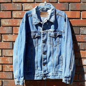Vintage SCHMIDT trucker denim jacket
